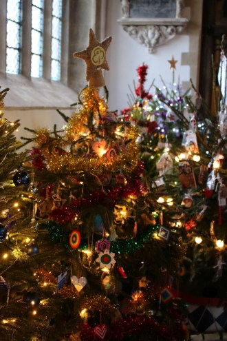 A visit to the Christmas Tree Carnival