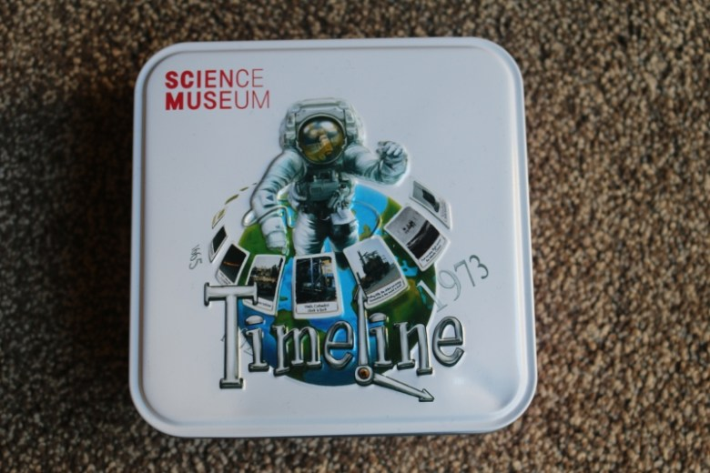 Timeline Science Museum game