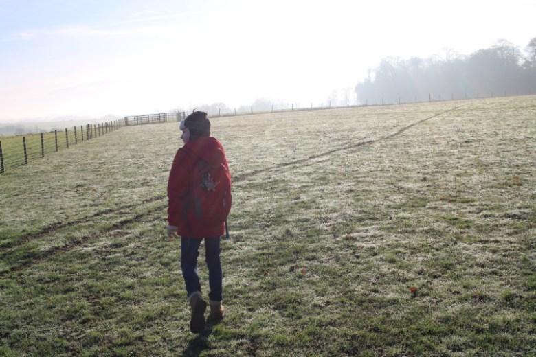 Exploring the Stowe Parkland