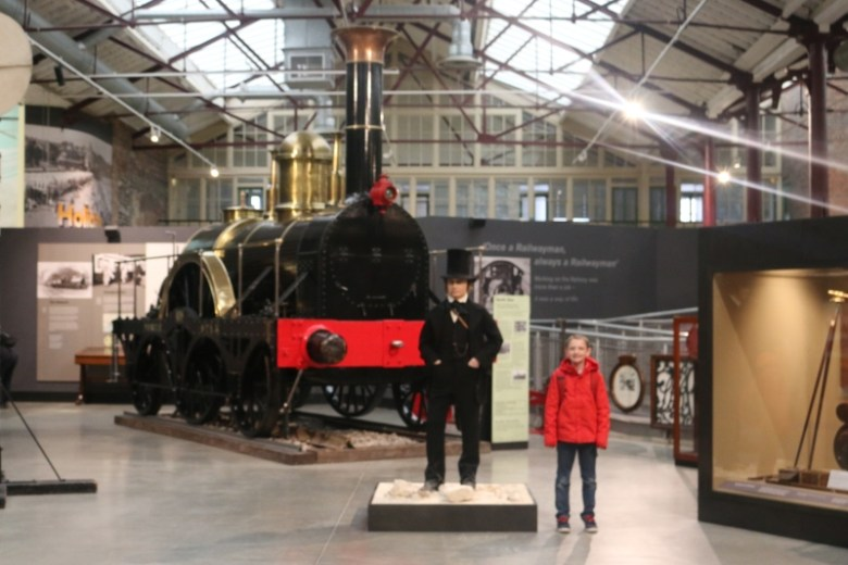 Visiting STEAM in Swindon