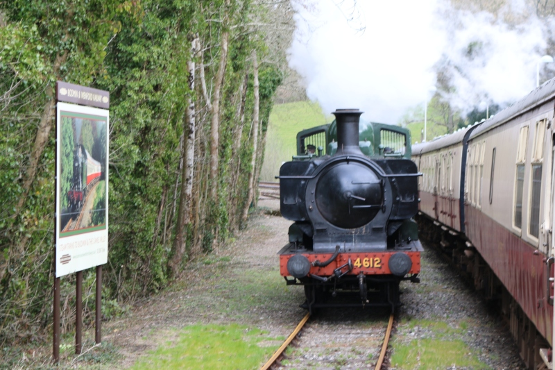 Bodmin and Welford Railway