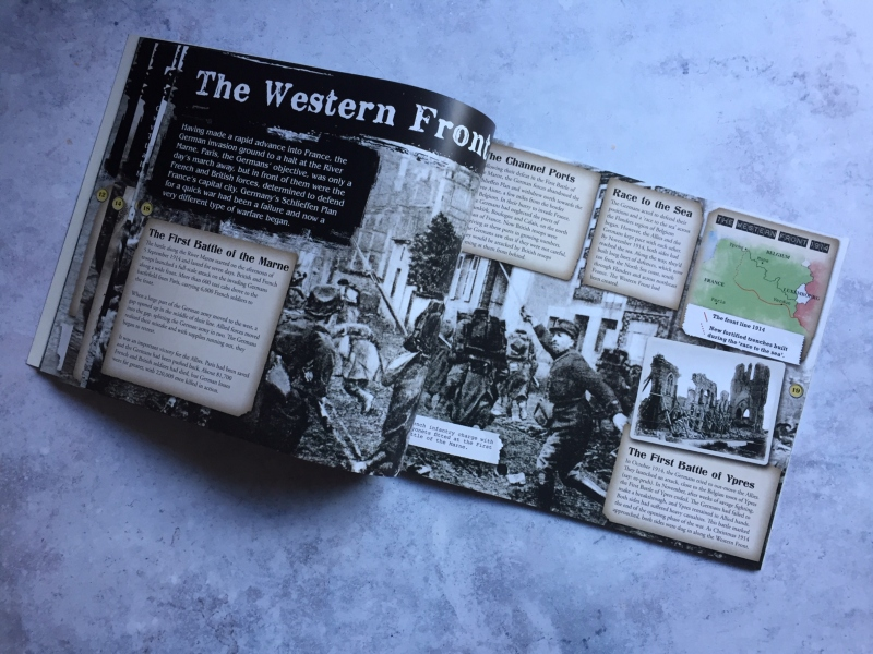 The Story of the First World War for Children