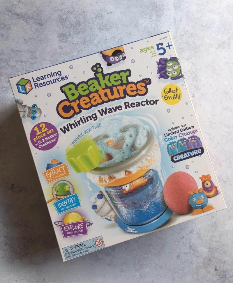 Beaker Creatures Whirling Wave Reactor