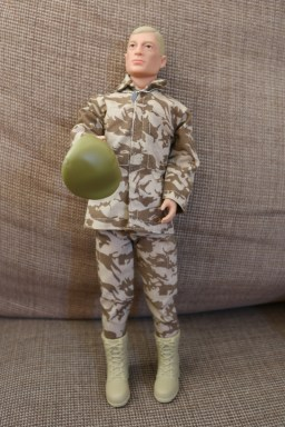 action man soldier