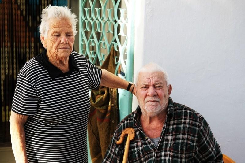Aids to help elderly relatives