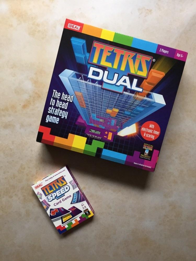 Having fun with Tetris Dual and Tetris Speed