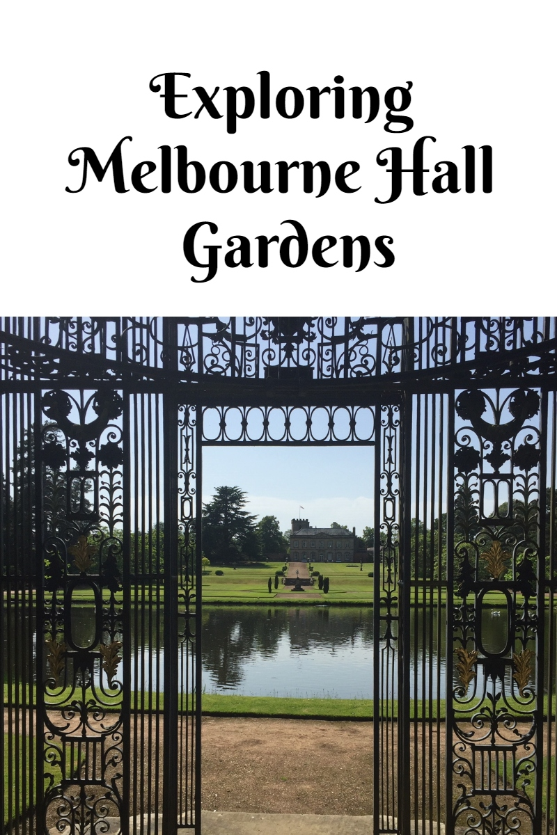 Exploring Melbourne Hall Gardens