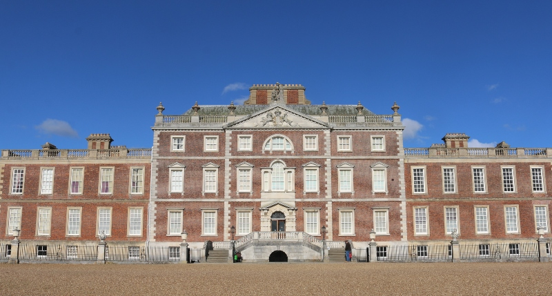 Exploring the Wimpole Estate