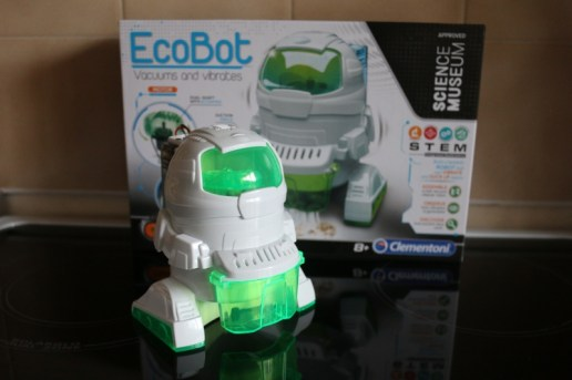 EcoBot from Clementoni