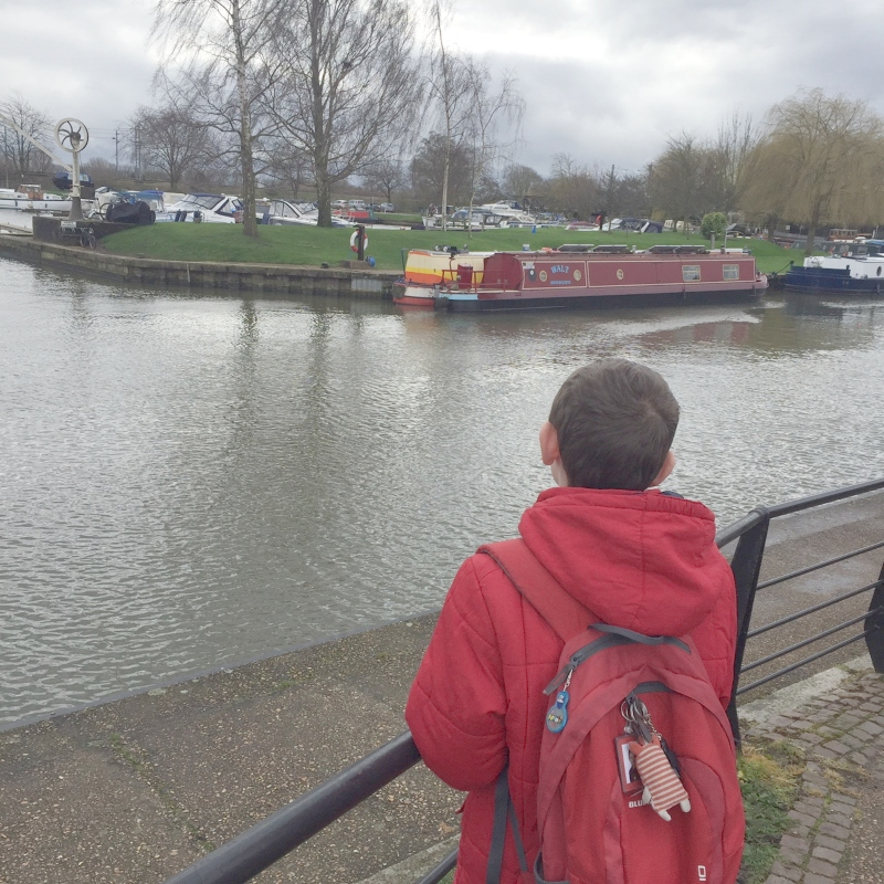 Exploring Ely as a family