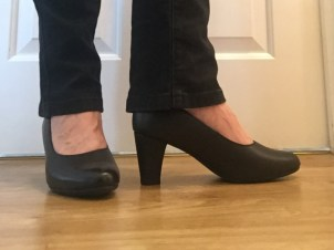 Ensuring my shoes fit like a glove with Hotter