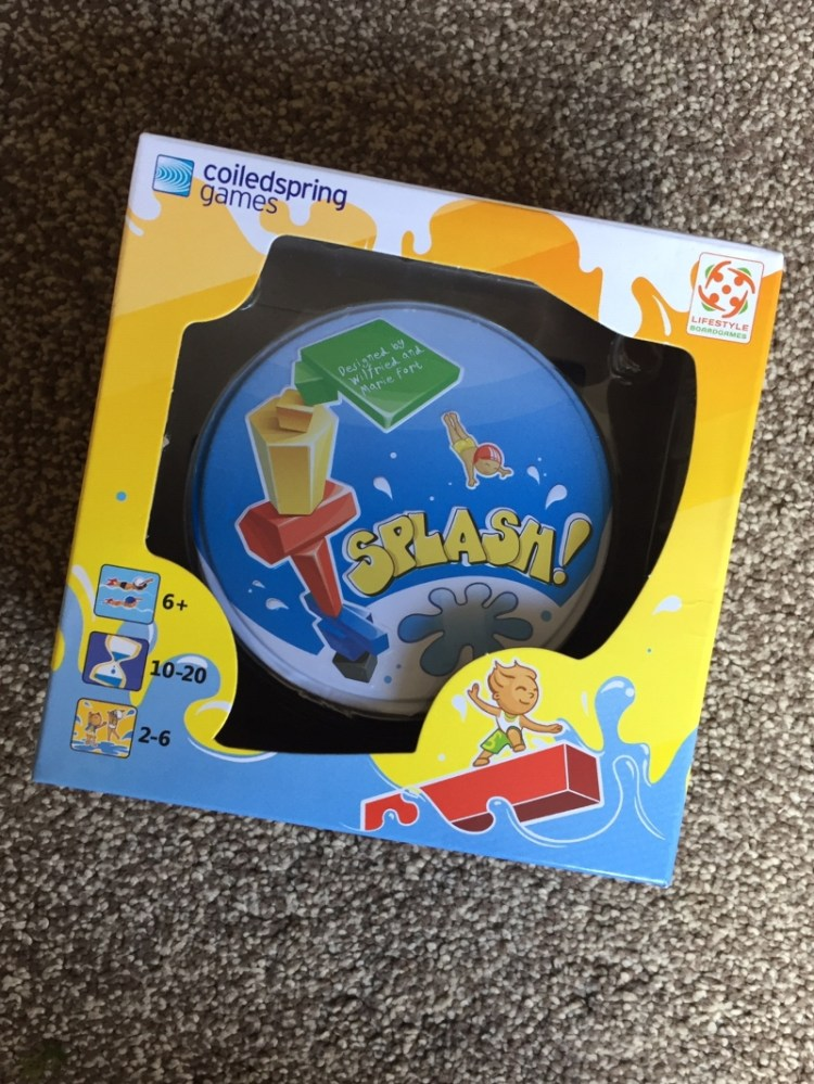 Splash - a new game for all the family to enjoy