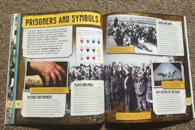 The Holocaust A History for Children