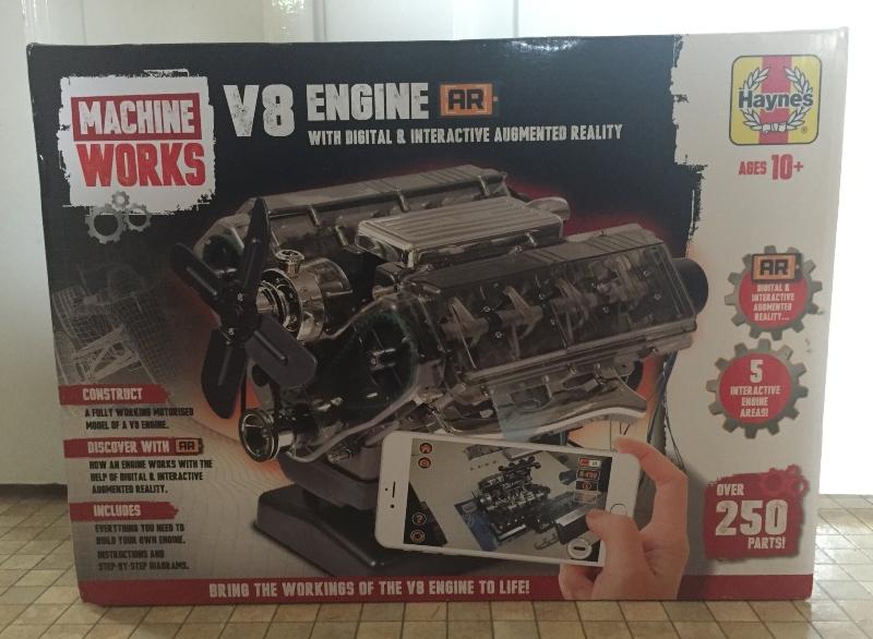 Machine Works V8 Engine AR