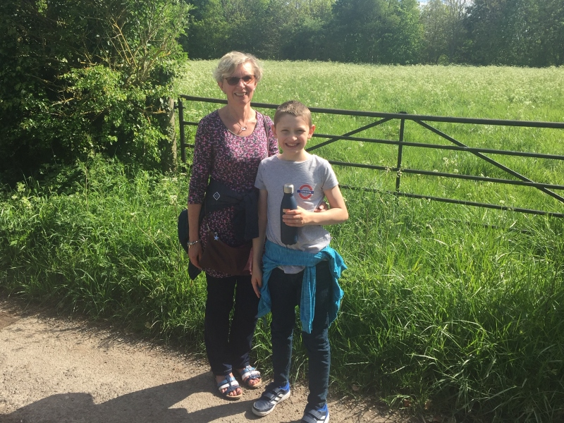 Exploring footpaths on our doorstep - Bainton Ford