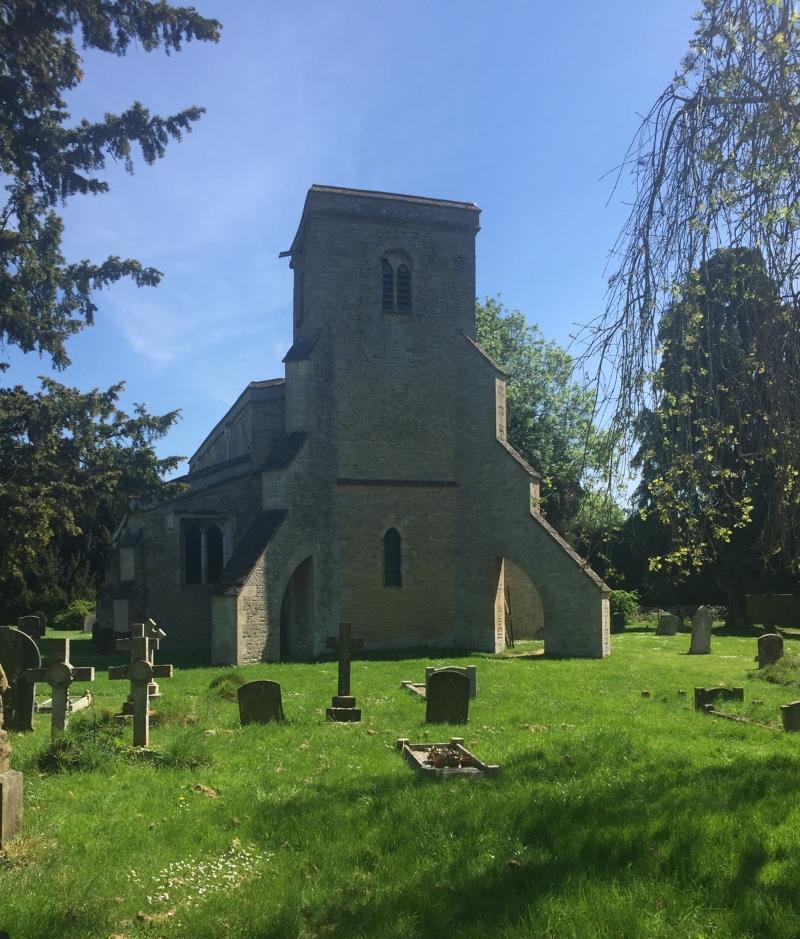 Launton Church