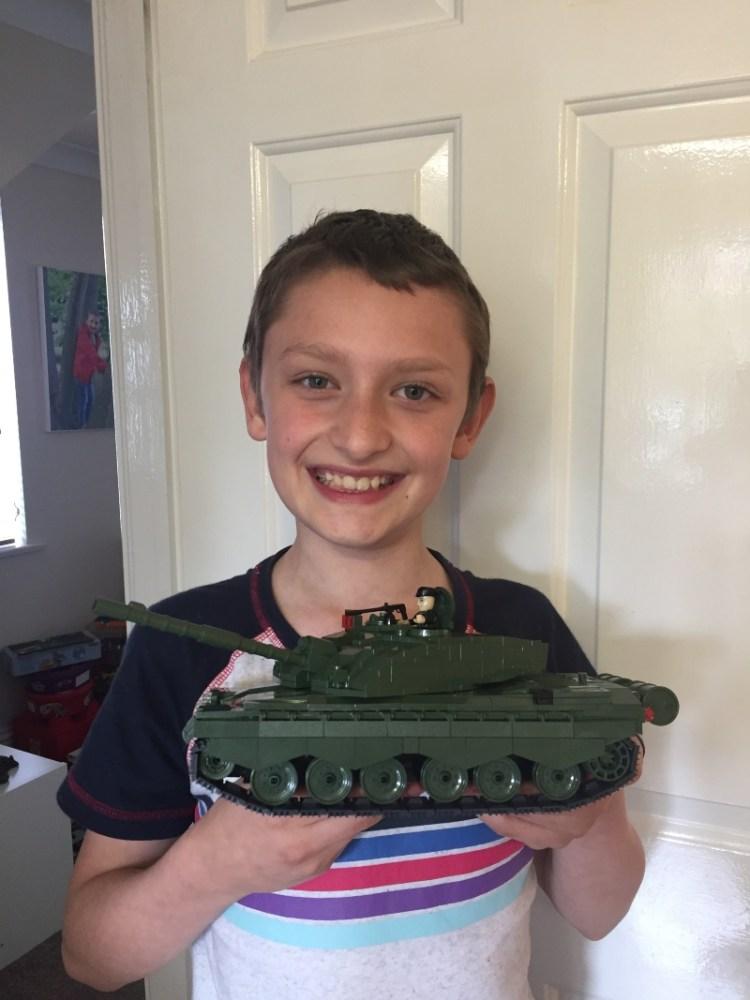 Cobi tank