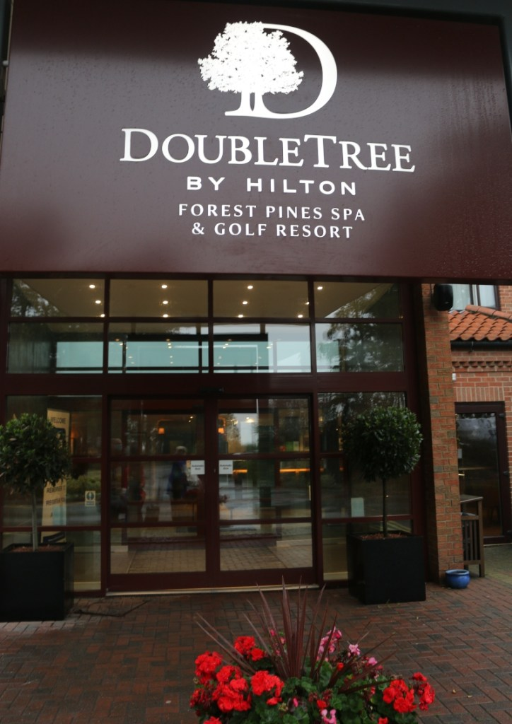 DoubleTree by Hilton Forest Pines Spa & Golf Resort