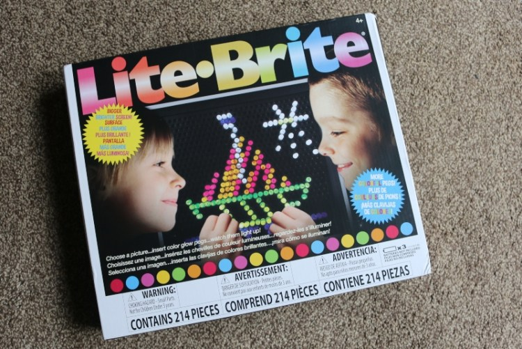 Basic Fun Lite Brite Ultimate Classic