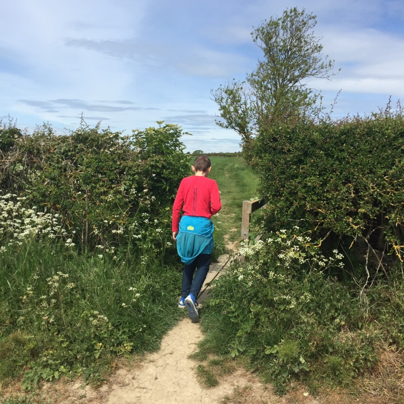 Exploring footpaths on our doorstep - Stratton Audley