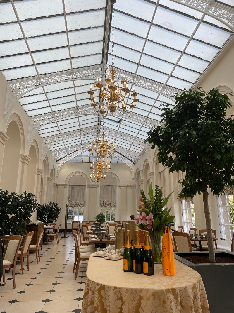 Blenheim Palace Orangery