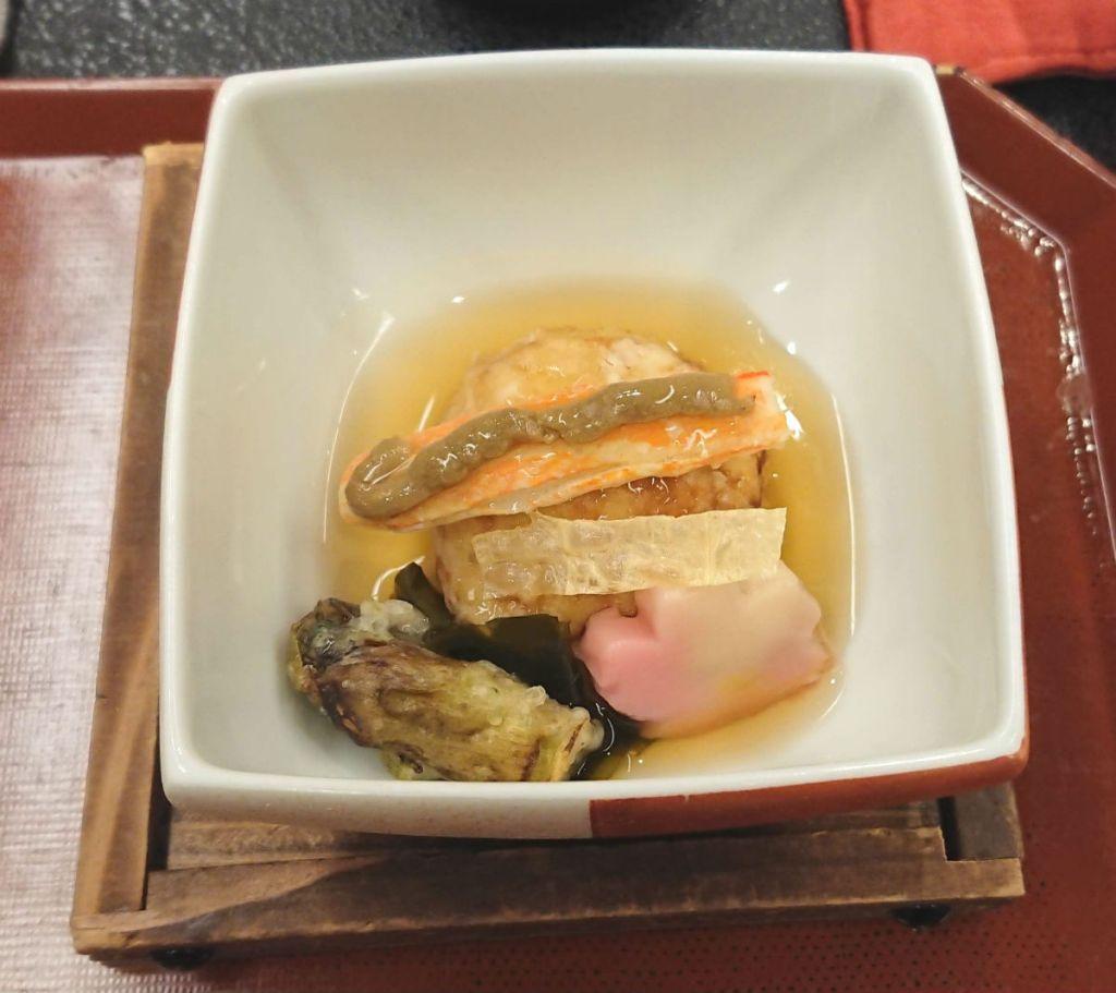 小樽 宏楽園 5月夕食 3