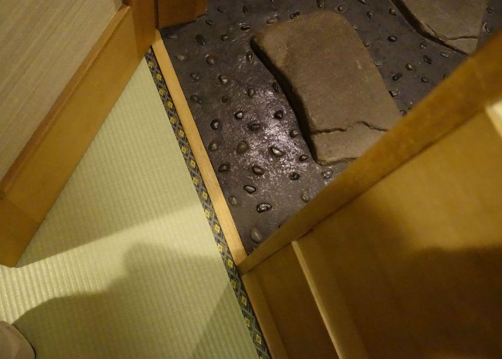 小樽 宏楽園 客室入口