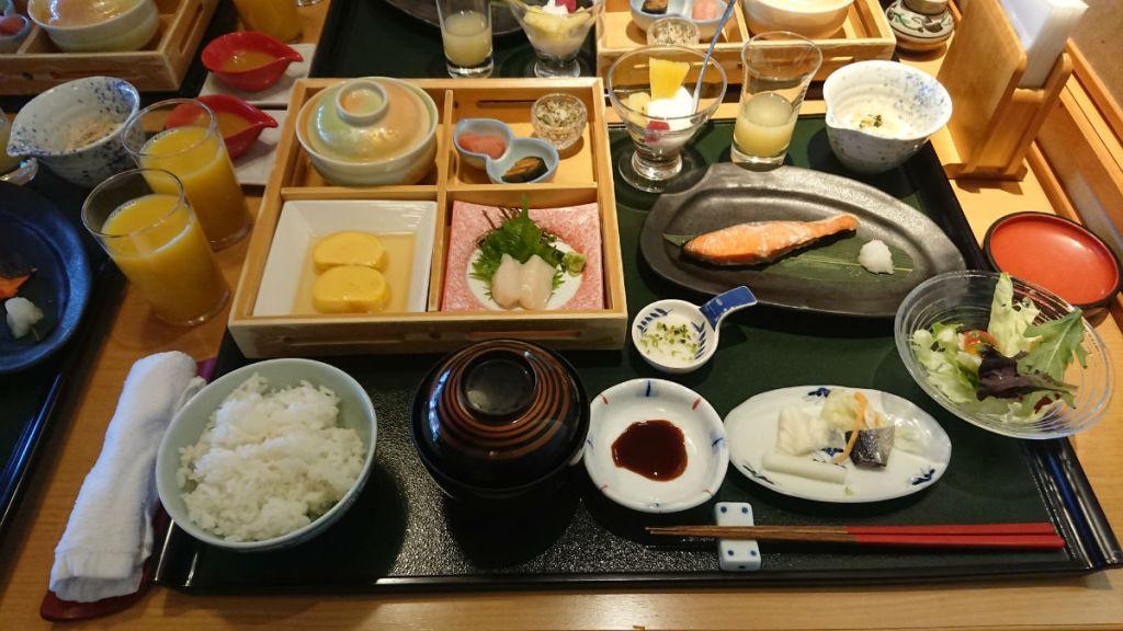 小樽 宏楽園 朝食