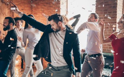 Why Dancing is Actually The Best Medicine. Really!