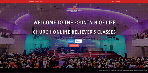 Believers Class web & Mobile Application