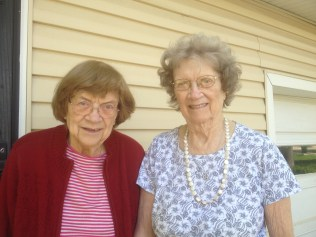 Betty Lou and Mary Jean
