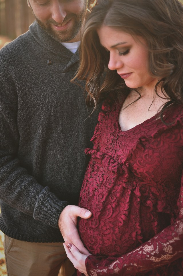 Brianne's Maternity Shoot