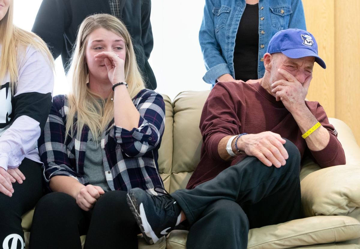 Scott Marr e sua filha