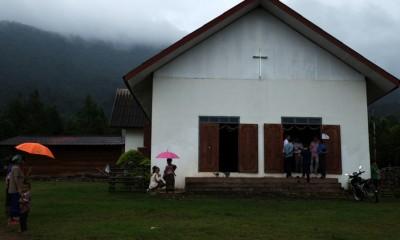 Igreja cristã no Laos