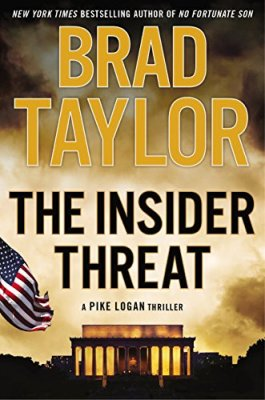 Insider Threat: A Pike Logan Thriller