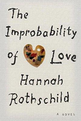 Improbability of Love: A novel