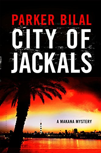City of Jackals: A Makana Mystery (The Makana Mysteries)
