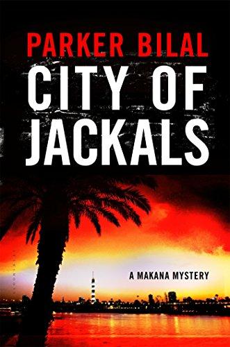 City of Jackals: A Makana Mystery (The Makana Mysteries)