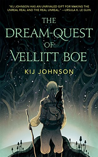 Dream-Quest of Vellitt Boe