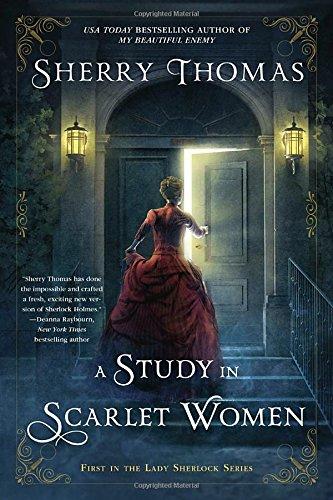 Study In Scarlet Women (The Lady Sherlock Series)