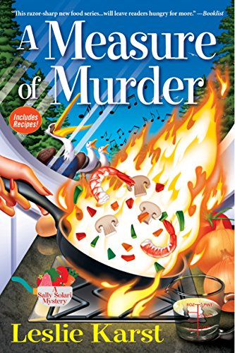 Measure of Murder: A Sally Solari Mystery