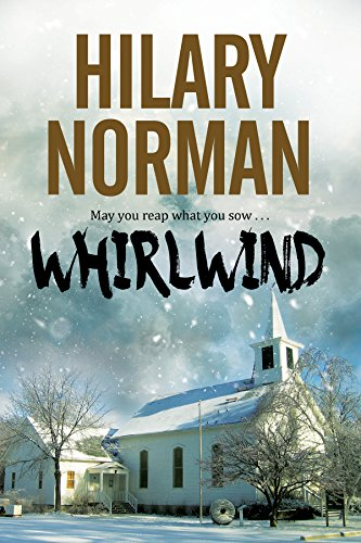 Whirlwind: A contemporary thriller set in Rhode Island