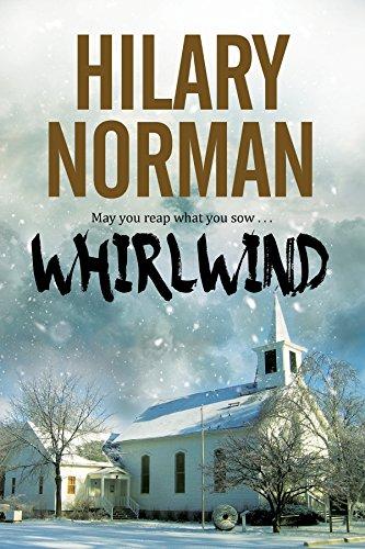 Whirlwind: A contemporary thriller set in Rhode Island