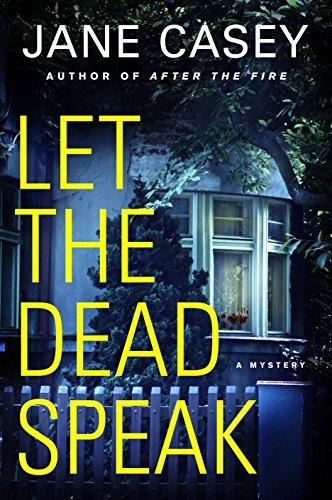 Let the Dead Speak (Maeve Kerrigan Novels)