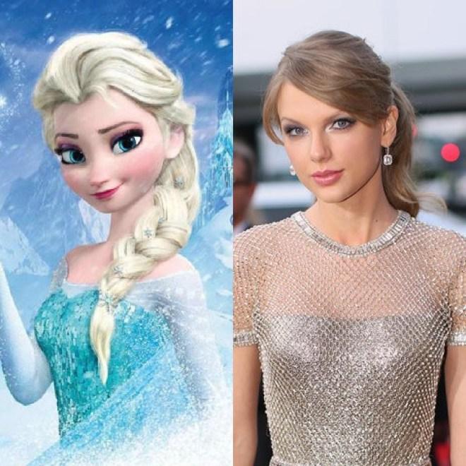 holding-disney-heroines-elsa-frozen-taylor-swift