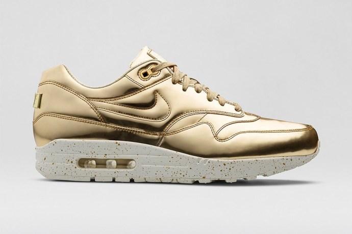 "Nike AirMax 1 SP ""Liquid Metal"""