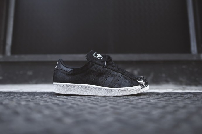 adidas Superstar 80s Pony Hair Metal Toe