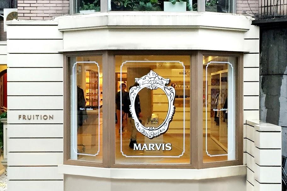 MARVIS進駐東區時尚選品店FRUITION