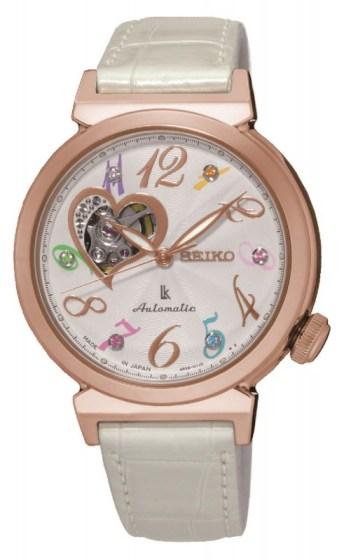 LUKIA七夕浪漫限定錶款 - SSA840J1 NT$18,500