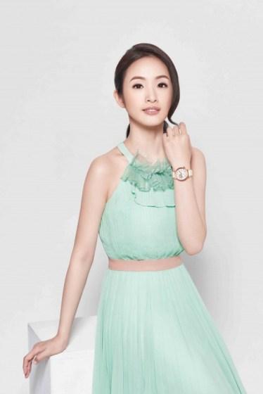 品牌代言人林依晨SEIKO LUKIA 完美演繹七夕情人節限定錶款 - 林依晨手戴款SSA840J1 NT$18,500